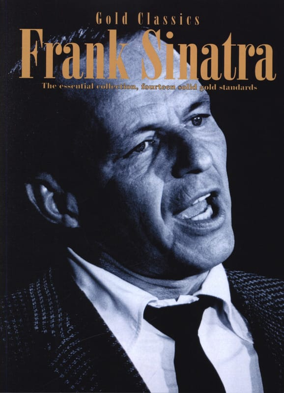 Frank Sinatra - Gold Classics - Partition - di-arezzo.co.uk
