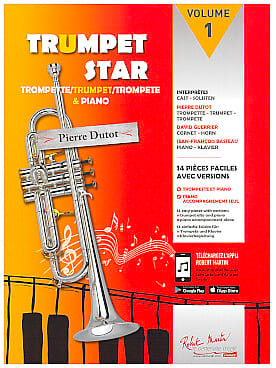 - Trumpet star 1 - Partition - di-arezzo.com