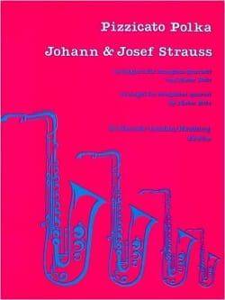 Pizzicato Polka - Strauss Johann & Josef - laflutedepan.com