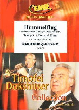 Nicolai Rimsky Korsakov - Hummelflug - Partition - di-arezzo.com