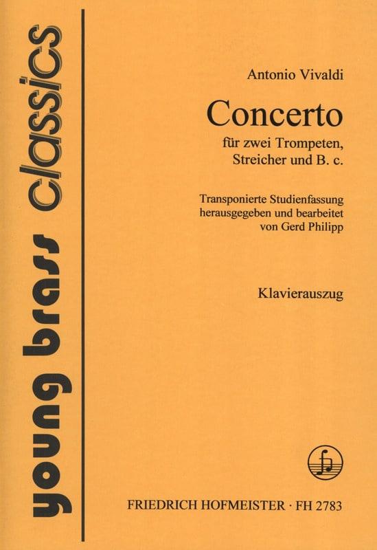 VIVALDI - Concerto - Partition - di-arezzo.fr