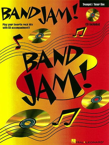 Band Jam - Partition - Trompette - laflutedepan.com