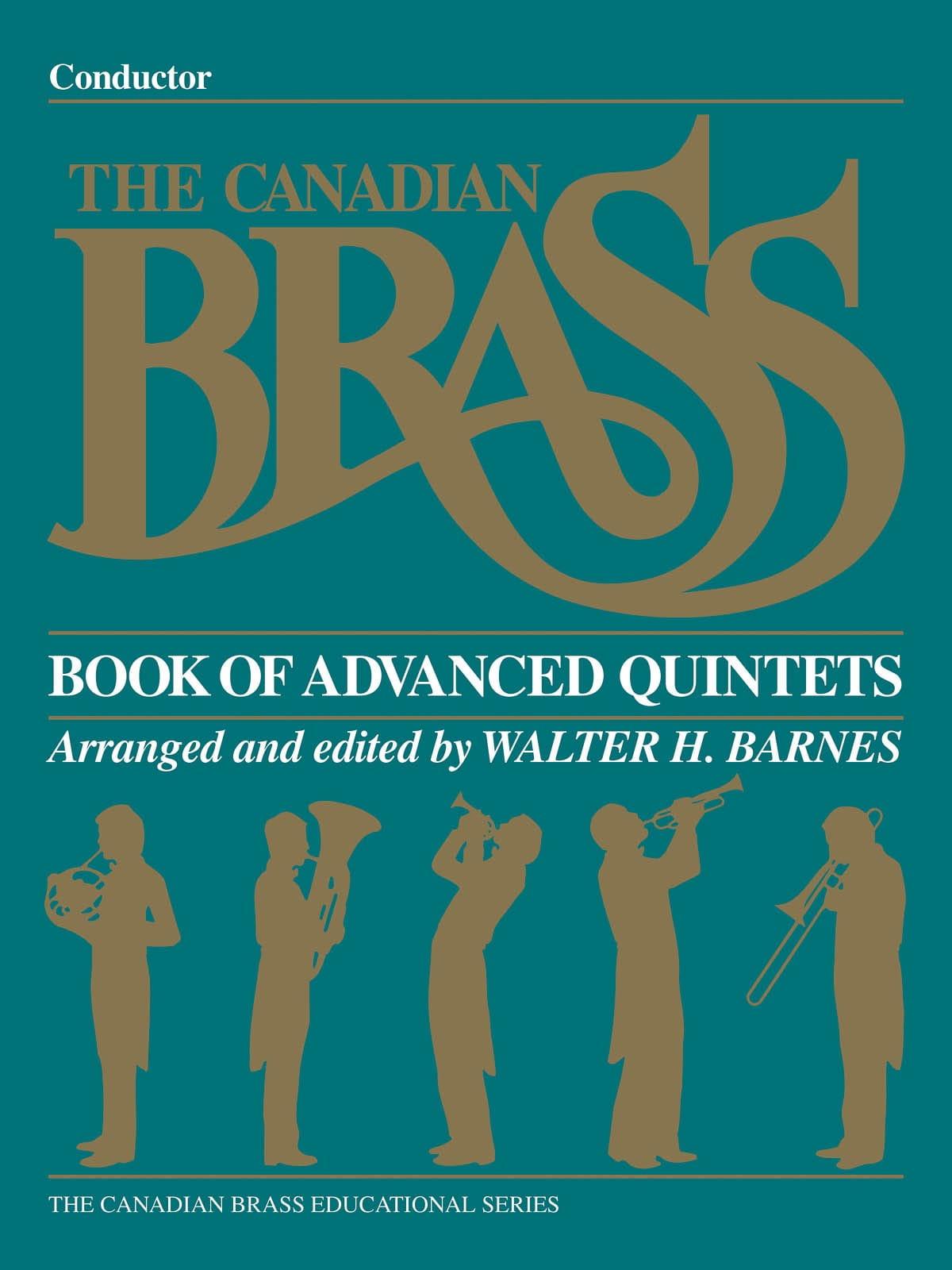 Book Of Advanced Quintets - Partition - laflutedepan.com
