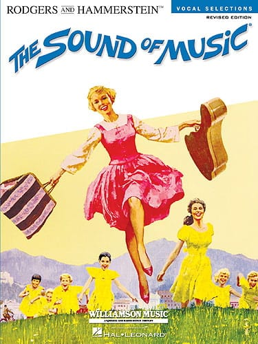 Richard Rodgers - The Sound Of Music - Partition - di-arezzo.com