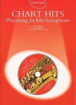 Guest Spot - Chart Hits Playalong For Saxophone Alto - laflutedepan.com