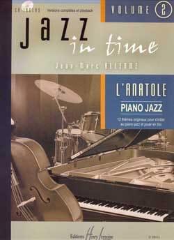 Jean-Marc Allerme - Jazz In Time Volume 2 - The Anatole - Partition - di-arezzo.co.uk