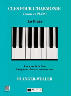 Jo Anger-Weller - Keys For Harmony - The Blues - Partition - di-arezzo.co.uk