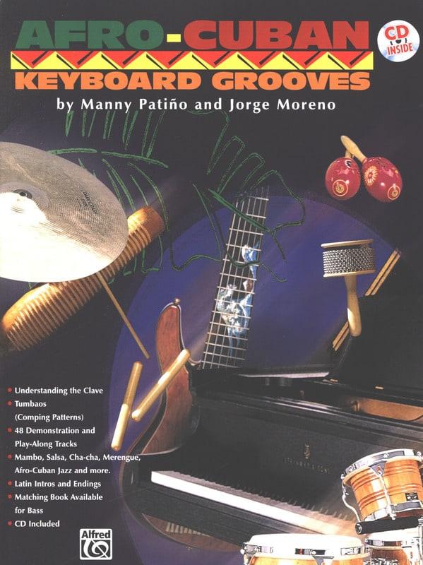 Afro-Cuban Keyboard Grooves - laflutedepan.com