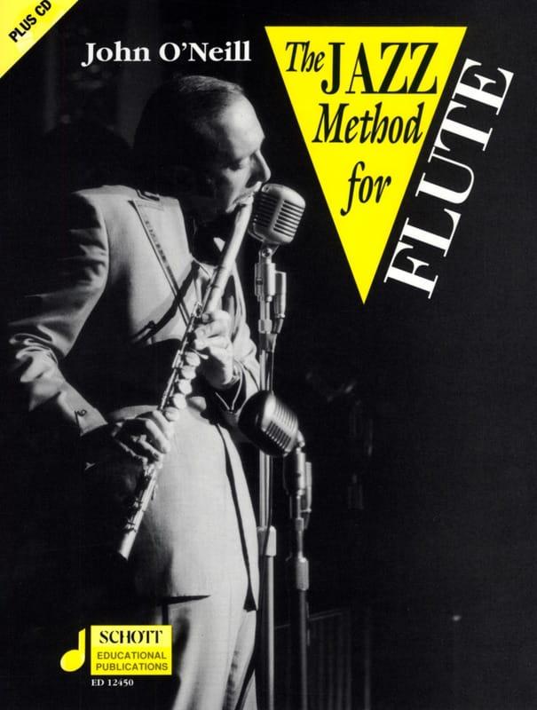 The Jazz Method For Flute - Neill John O' - laflutedepan.com