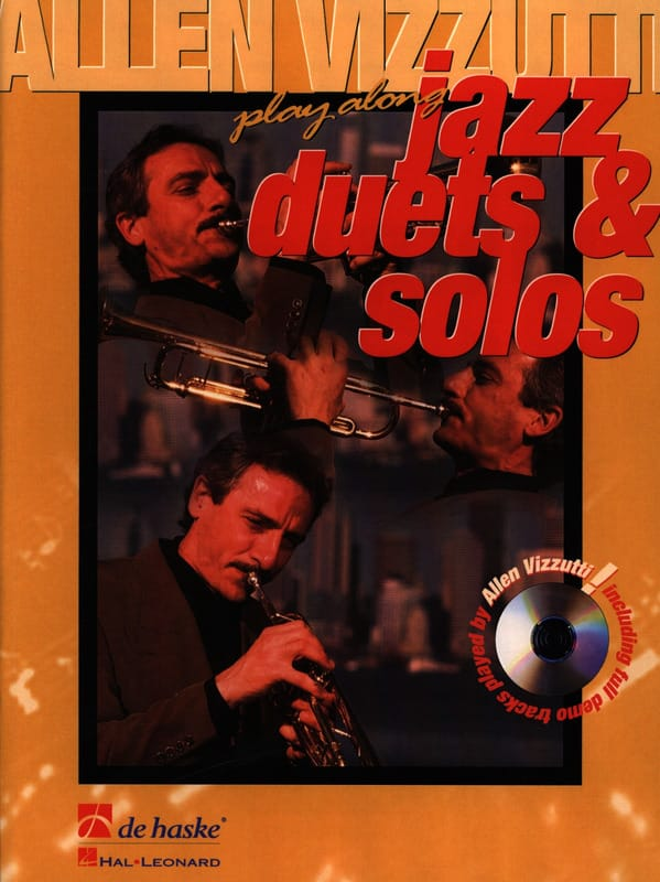 Allen Vizzutti - Playalong jazz duets - solos - Partition - di-arezzo.com