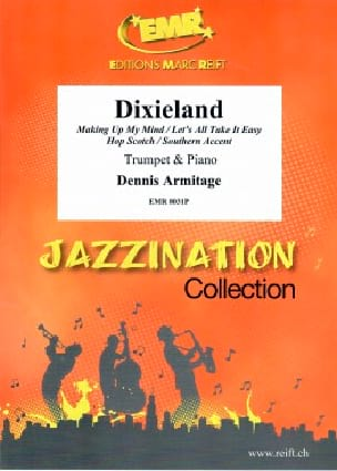 Dixieland - Dennis Armitage - Partition - Trompette - laflutedepan.com