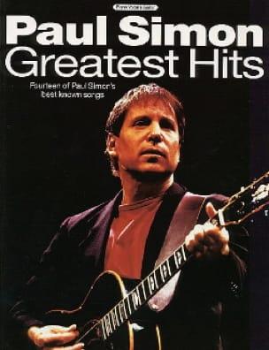 Greatest Hits - Paul Simon - Partition - Pop / Rock - laflutedepan.com