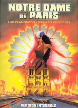 Richard Cocciante & Luc Plamondon - Notre Dame de Paris - Full Version - Partition - di-arezzo.co.uk