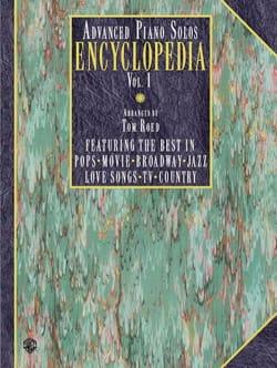 - Advanced Piano Solos Encyclopedia Volume 1 - Partition - di-arezzo.co.uk