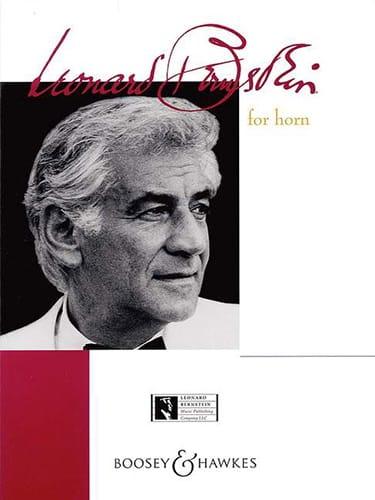 Leonard Bernstein - Bernstein For Horn - Partition - di-arezzo.com