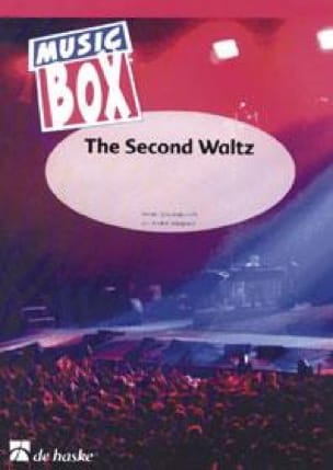 The seconde waltz - music box - CHOSTAKOVITCH - laflutedepan.com