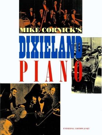 Mike Cornick - Dixieland Piano - Partition - di-arezzo.co.uk