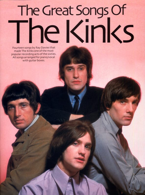 The Kinks - The Great Songs Of The Kinks - Partition - di-arezzo.co.uk