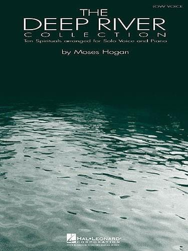 - The Deep River Collection Volume 1 - Low Voice - Partition - di-arezzo.co.uk