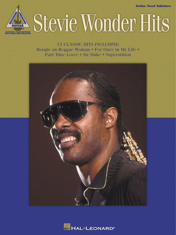 Stevie Wonder Hits - Stevie Wonder - Partition - laflutedepan.com