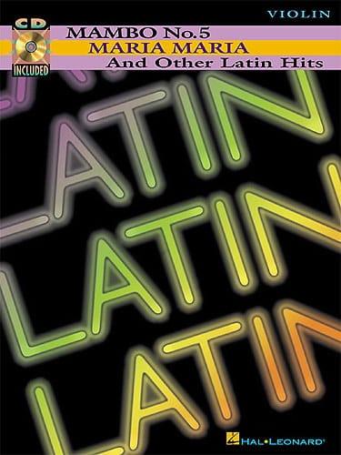 Latin - Partition - Violon - laflutedepan.com