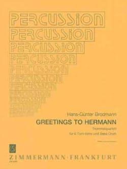 Greetings To Hermann - Hans-Günter Brodmann - laflutedepan.com