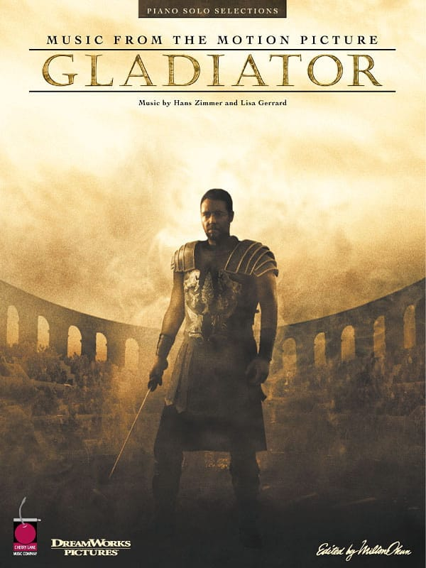 Gladiator - Zimmer Hans / Gerrard Lisa - Partition - laflutedepan.com