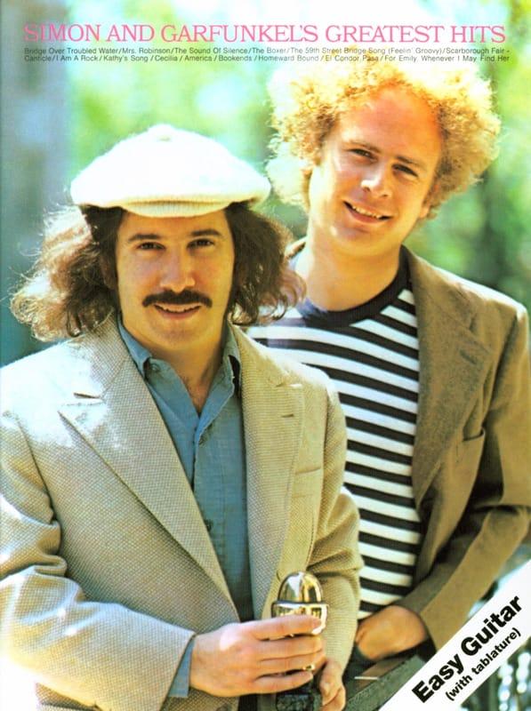 Simon & Garfunkel's Greatest Hits - Easy Guitare - laflutedepan.com