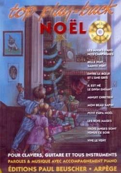 Top Play-Back Noël - Partition - laflutedepan.com