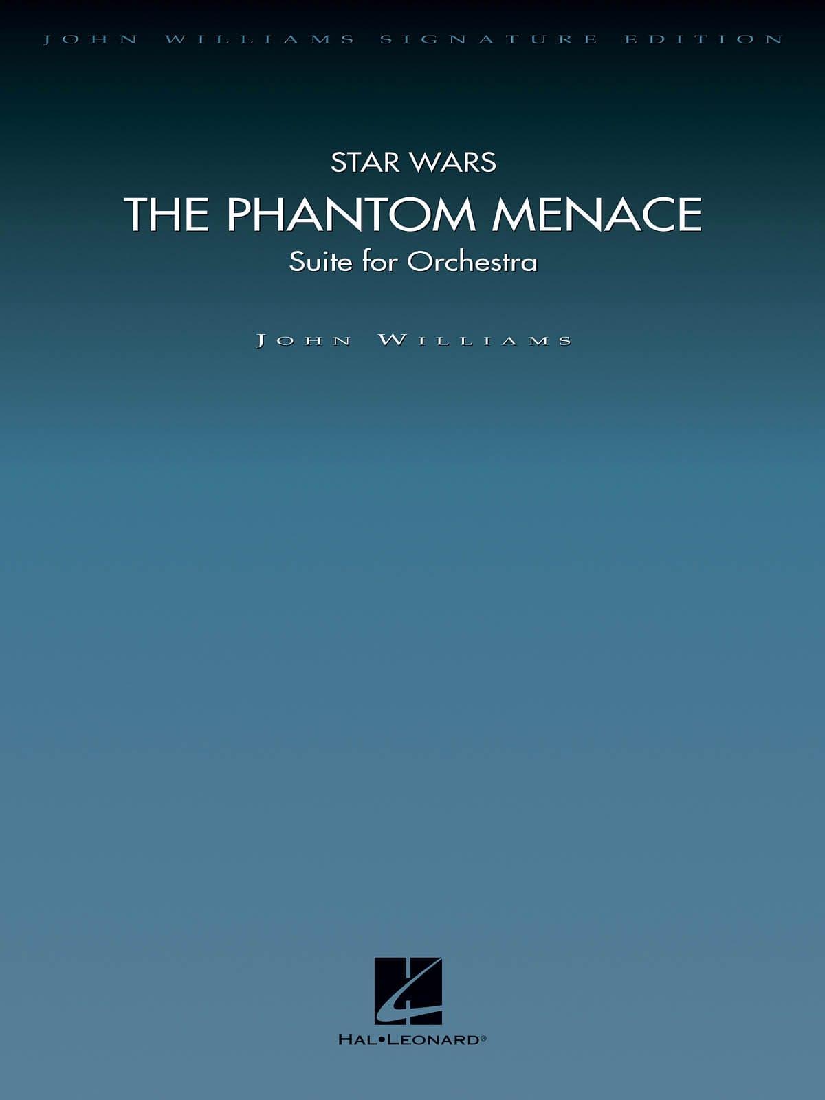 Star Wars The Phantom Menace - Episode 1 The Phantom Menace - laflutedepan.com
