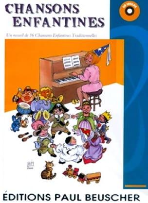 - Chansons Enfantines - Partition - di-arezzo.fr