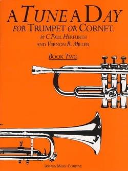 A Tune A Day Book 2 - C. Paul Herfurth - Partition - laflutedepan.com