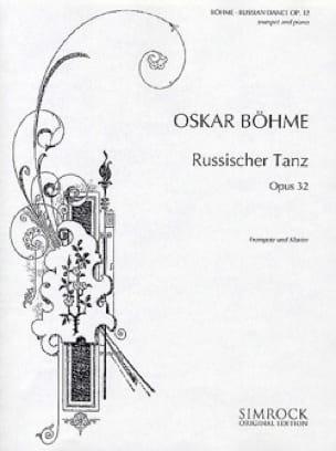 Oskar Böhme - Russischer Tanz Opus 32 - Partition - di-arezzo.jp