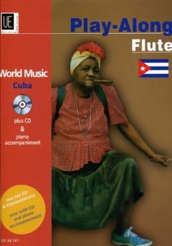 World Music Cuba Play-Along Flute - Partition - laflutedepan.com