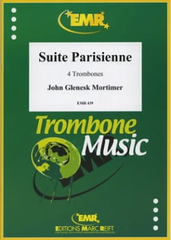 John Glenesk Mortimer - Parisian Suite - Partition - di-arezzo.co.uk