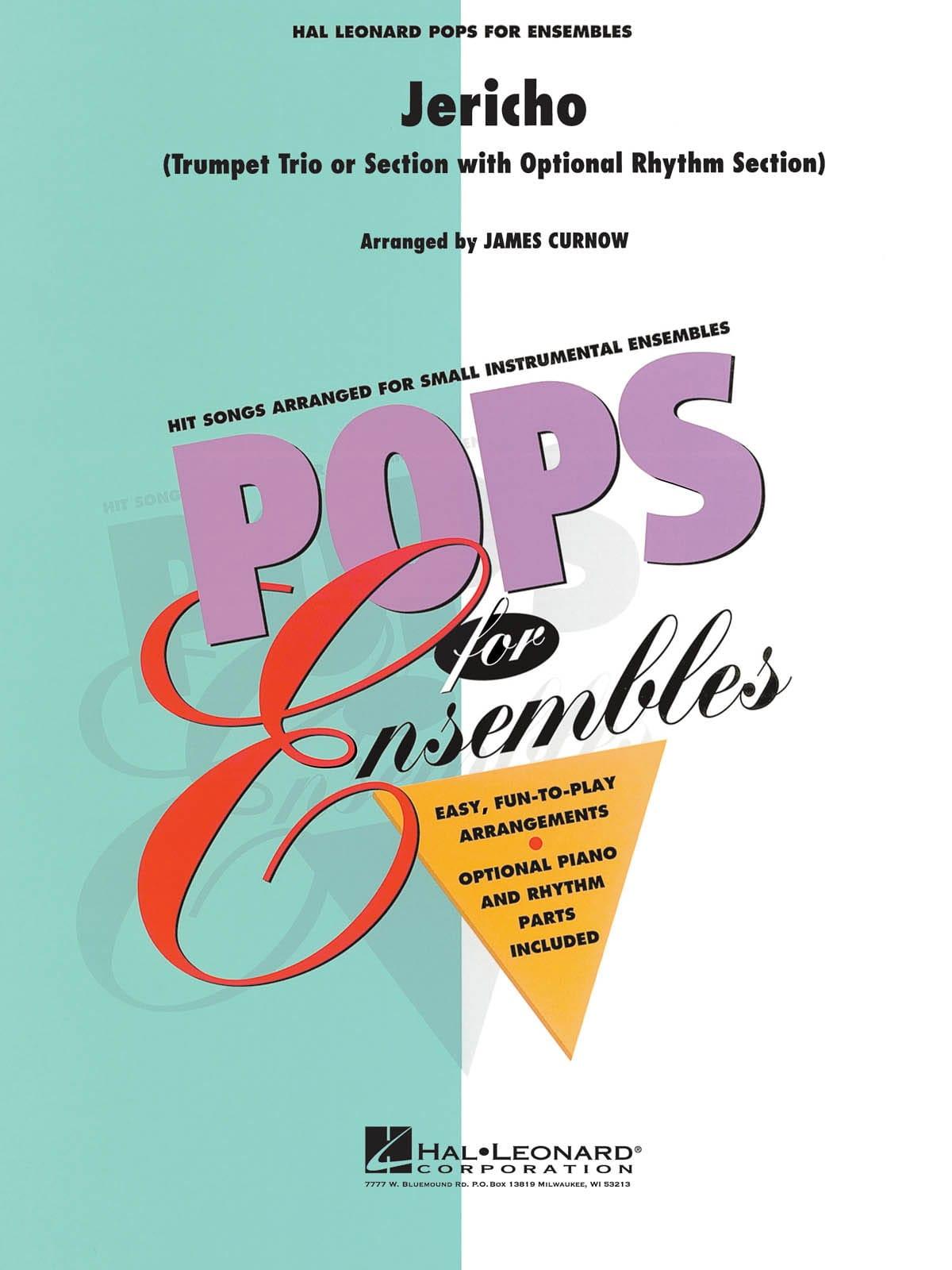 Jericho - Pops for Ensembles - Traditionnel - laflutedepan.com
