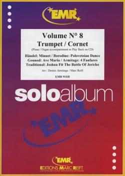 Solo Album N° 8 - Partition - Trompette - laflutedepan.com