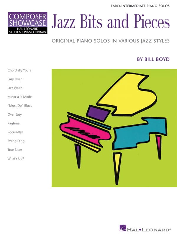 Bill Boyd - Jazz bits and pieces - Partition - di-arezzo.co.uk