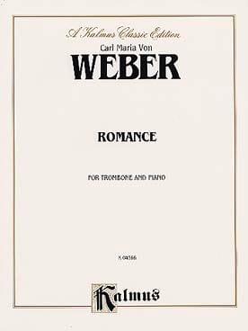 Carl Maria Von Weber - novela - Partition - di-arezzo.es