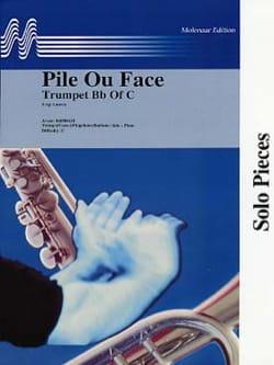 Serge Lancen - Pile or Face - Partition - di-arezzo.co.uk
