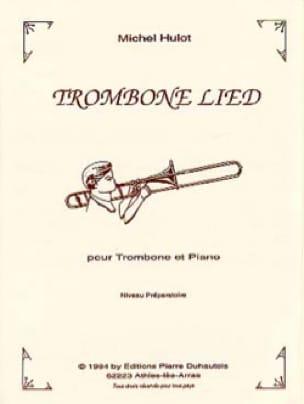 Michel Hulot - Trombone Lied - Partition - di-arezzo.com