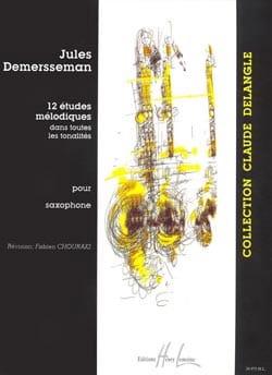 Jules Demersseman - 12 Melodische Studien - Partition - di-arezzo.de