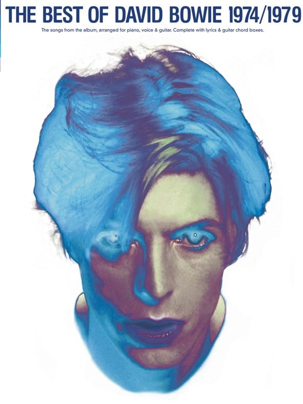 David Bowie - The Best Of David Bowie 1974-1979 - Partition - di-arezzo.com
