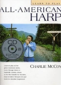 Learn To Play All American Harp - Coy Charlie Mc - laflutedepan.com