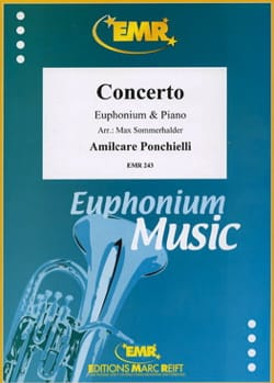 Concerto For Euphonium - Amilcare Ponchielli - laflutedepan.com
