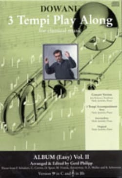 3 Tempi Play Along, Album Easy Volume 2 Fa - laflutedepan.com