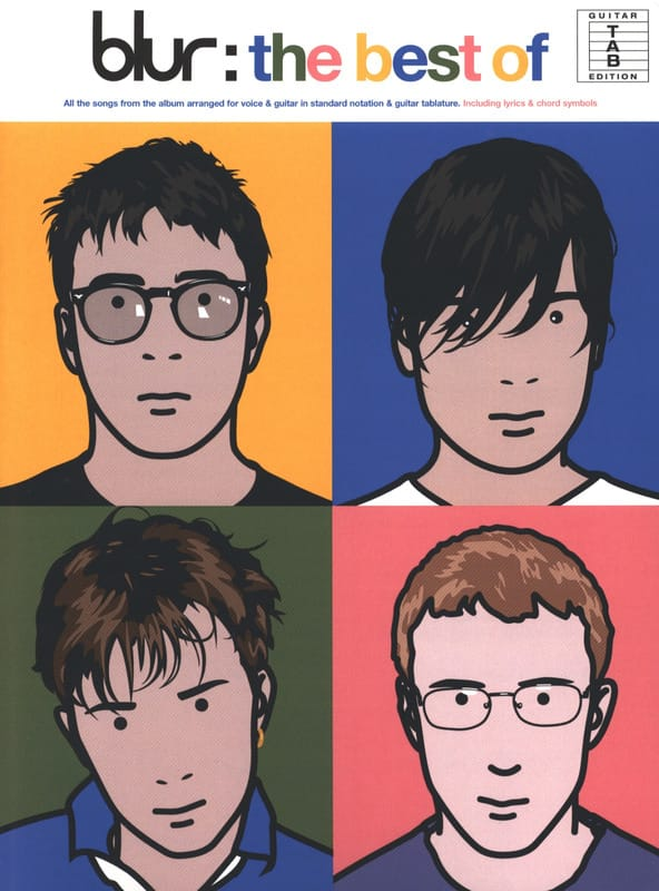 The Best Of - Blur - Partition - Pop / Rock - laflutedepan.com
