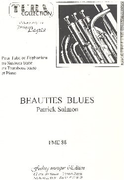 Beauties Blues - Patrick Salmon - Partition - Tuba - laflutedepan.com