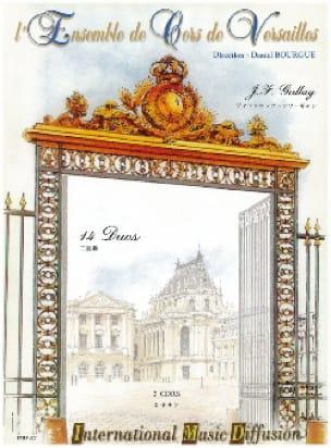 Jacques-François Gallay - 14 Duos - Partition - di-arezzo.fr