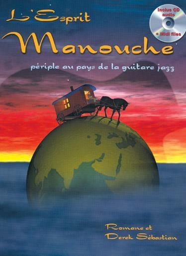 L'esprit manouche - Romane & Derek Sébastien - laflutedepan.com